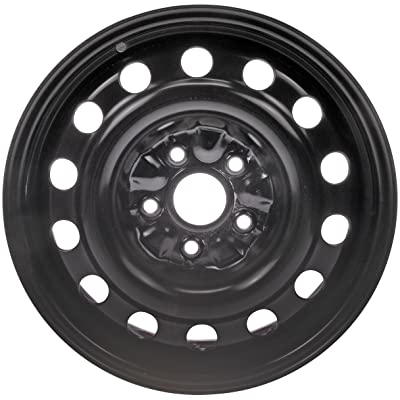 "Dorman 939-121 Steel Wheel (16x6.5""/5x114.3mm): Automotive"