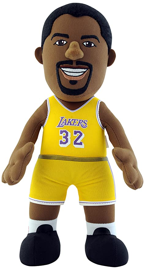NBA Magic Johnson Los Angeles Lakers Muñeco, Talla Única