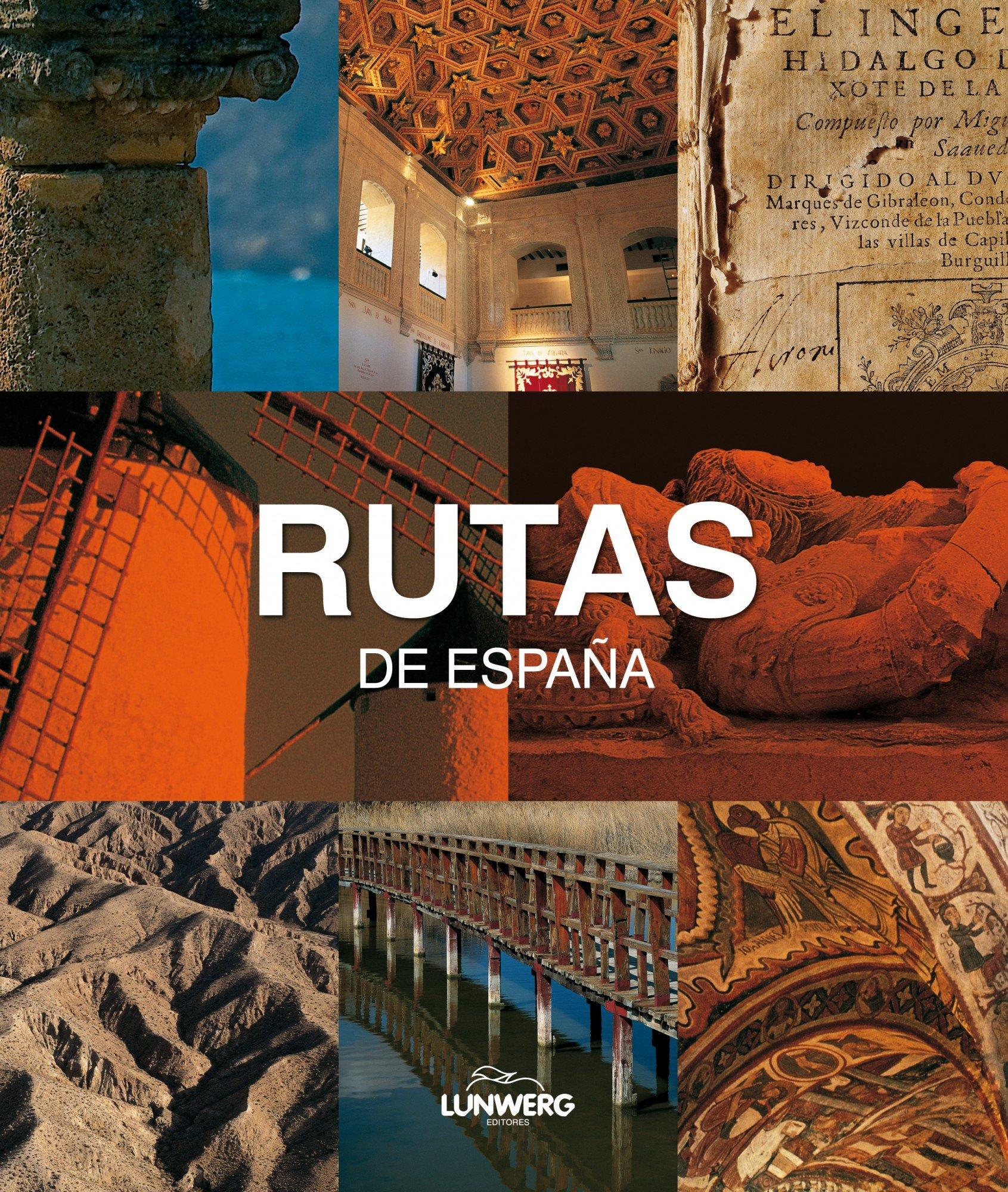 Rutas de España. Lunwerg Medium: Amazon.es: Ávila Granados, Jesús: Libros