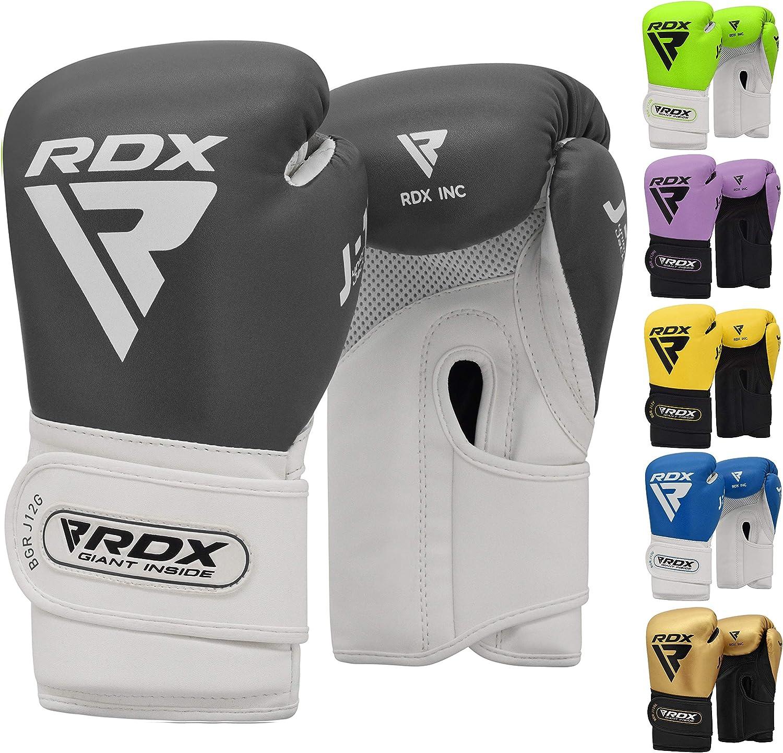 RDX Double Fin Vitesse Balle Cuir Maya Cacher Boxe Poire Sangle Cravate Sac Formation MMA Vitesse Muay Thai