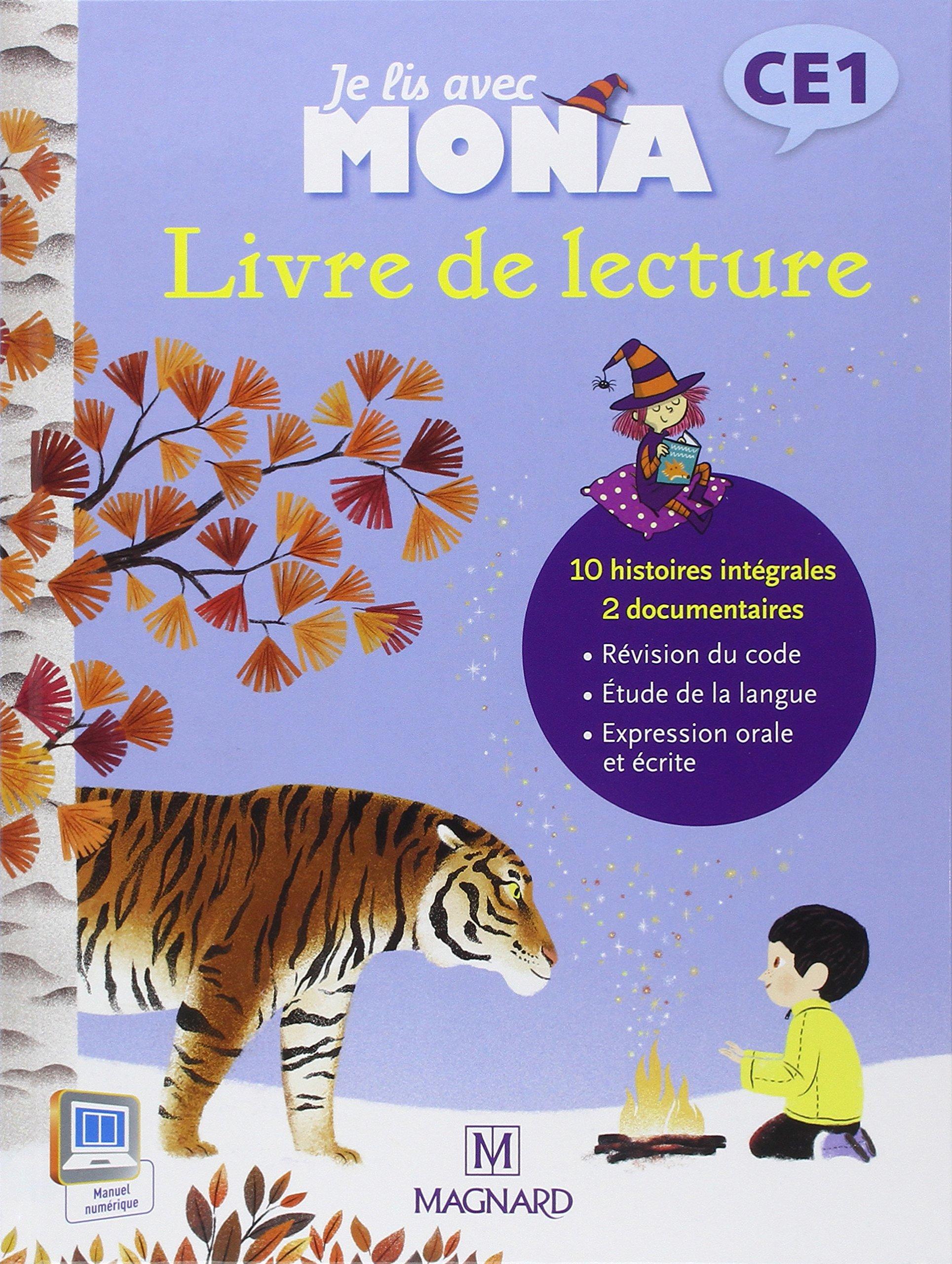 Amazon Fr Livre De Lecture Ce1 Michele Charbonnier Joel