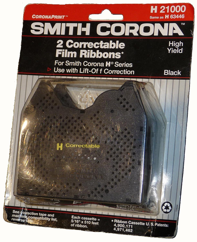 Epson Black Ribbon Cartridge EPSS015337