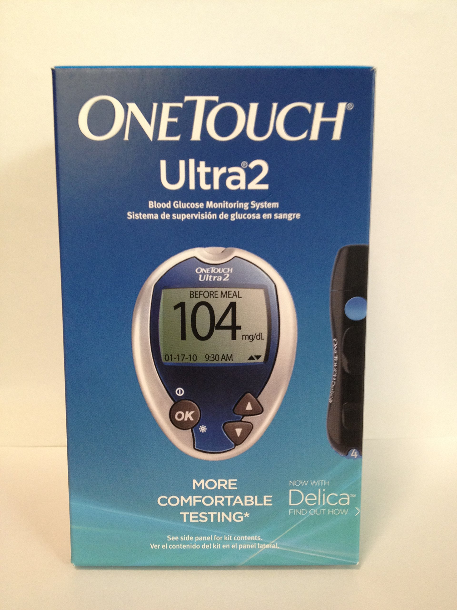 ONE Touch Ultra 2 Blood Monitoring System by One Touch