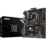 MSI ATX Motherboard Motherboards Z370-A PRO