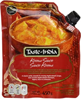 Taste Of India Simmer Sauce Korma