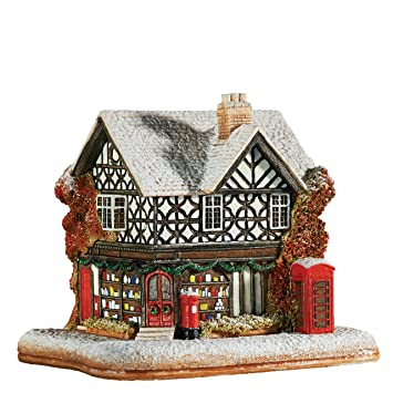 Lilliput Lane Christmas Deliveries: Amazon.co.uk: Kitchen & Home