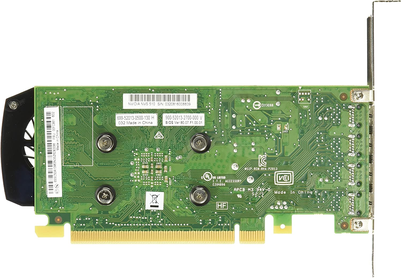 0B47077 Lenovo NVIDIA NVS 510 Scheda grafica 2GB