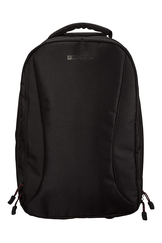 Mountain Warehouse Jaunt Wheelie Bag - 35l キャリーオンラゲージスーツケース  ブラック B01HGSGK70