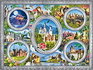 product image for Buffalo Games - Majestic Castles - Enchanted Frame - 750 Piece Jigsaw Puzzle