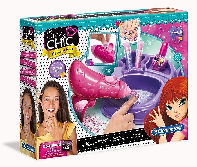 Clementoni 15965 Crazy Chic Unghie Mania