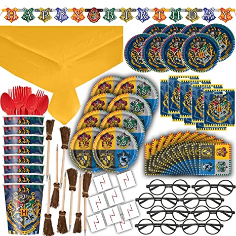 Amazoncom Harry Potter Themed Party Supplies Decorations Favors
