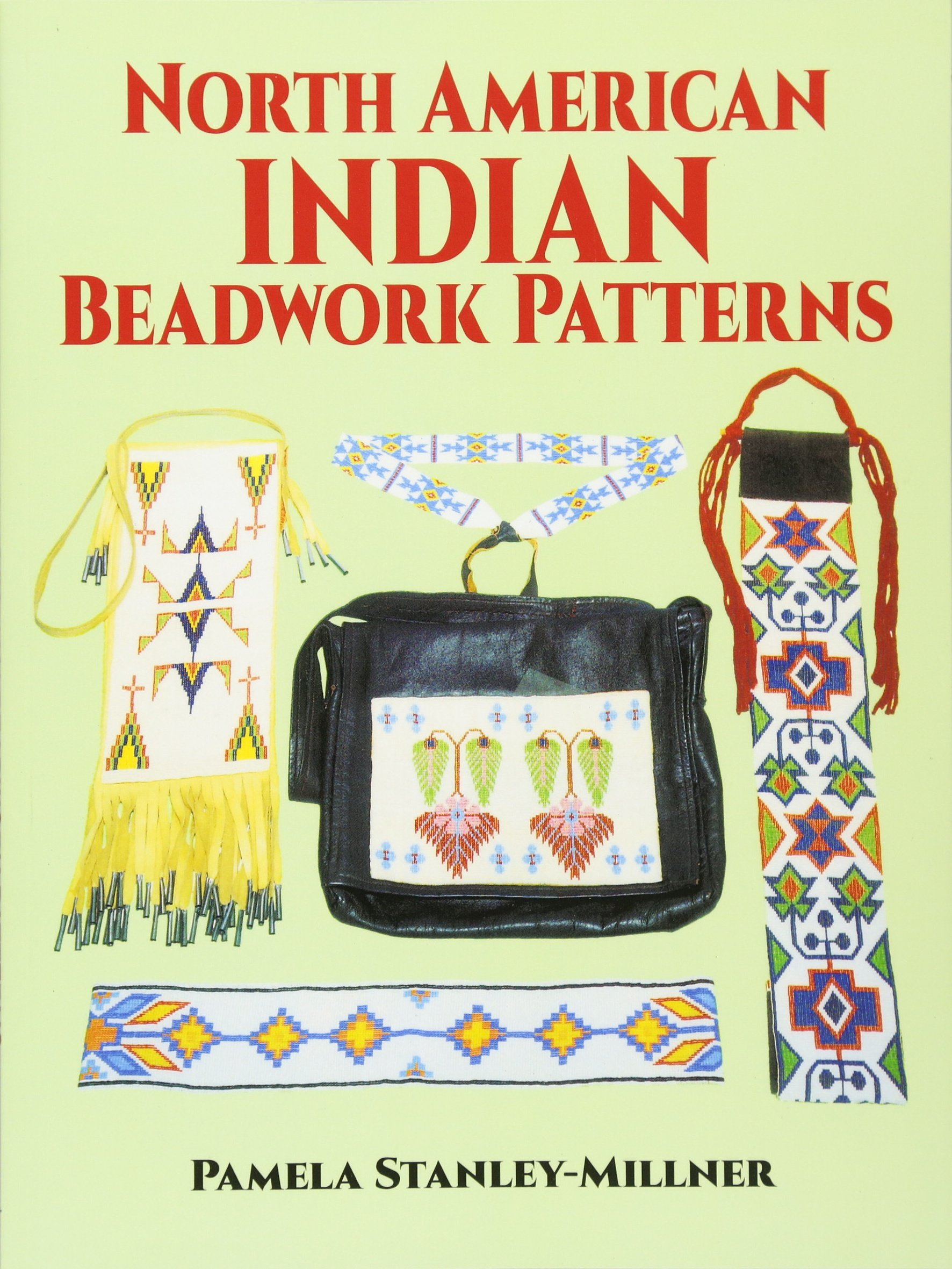 North American Indian Beadwork Patterns product image