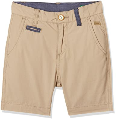 United Colors of Benetton Boys' Regular Fit Shorts Boys' Shorts & Dungarees at amazon