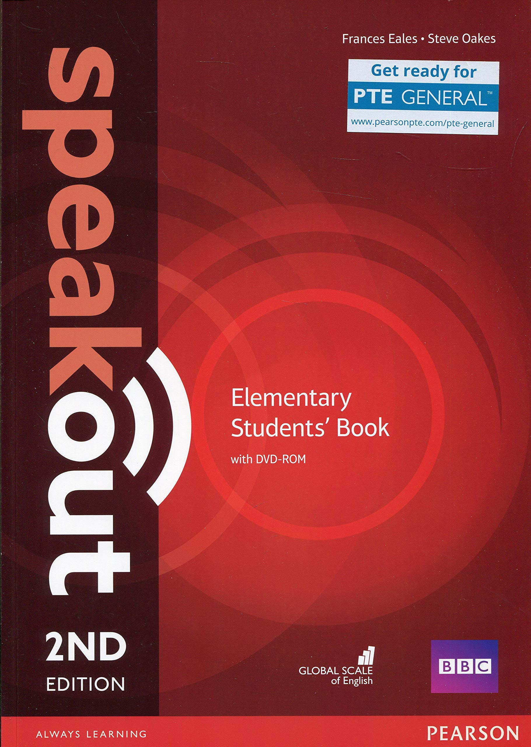 Speakout. Elementary. Students book. Con DVD-ROM: Amazon.es: Eales, Frances, Oakes, Steve: Libros en idiomas extranjeros