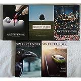 Six Feet Under - Staffel 1+2+3+4+5 (1-5) Komplette Serie / DVD Set
