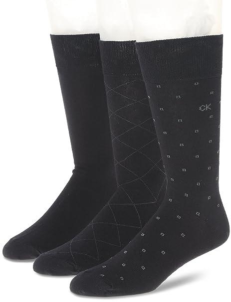 Calvin Klein socks Isaac - Calcetines para hombre, color asst. 41, talla 40