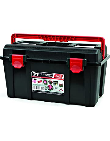 Tayg 131004 Caja herramientas plástico nº 31 44,5 x 23,5 x 23
