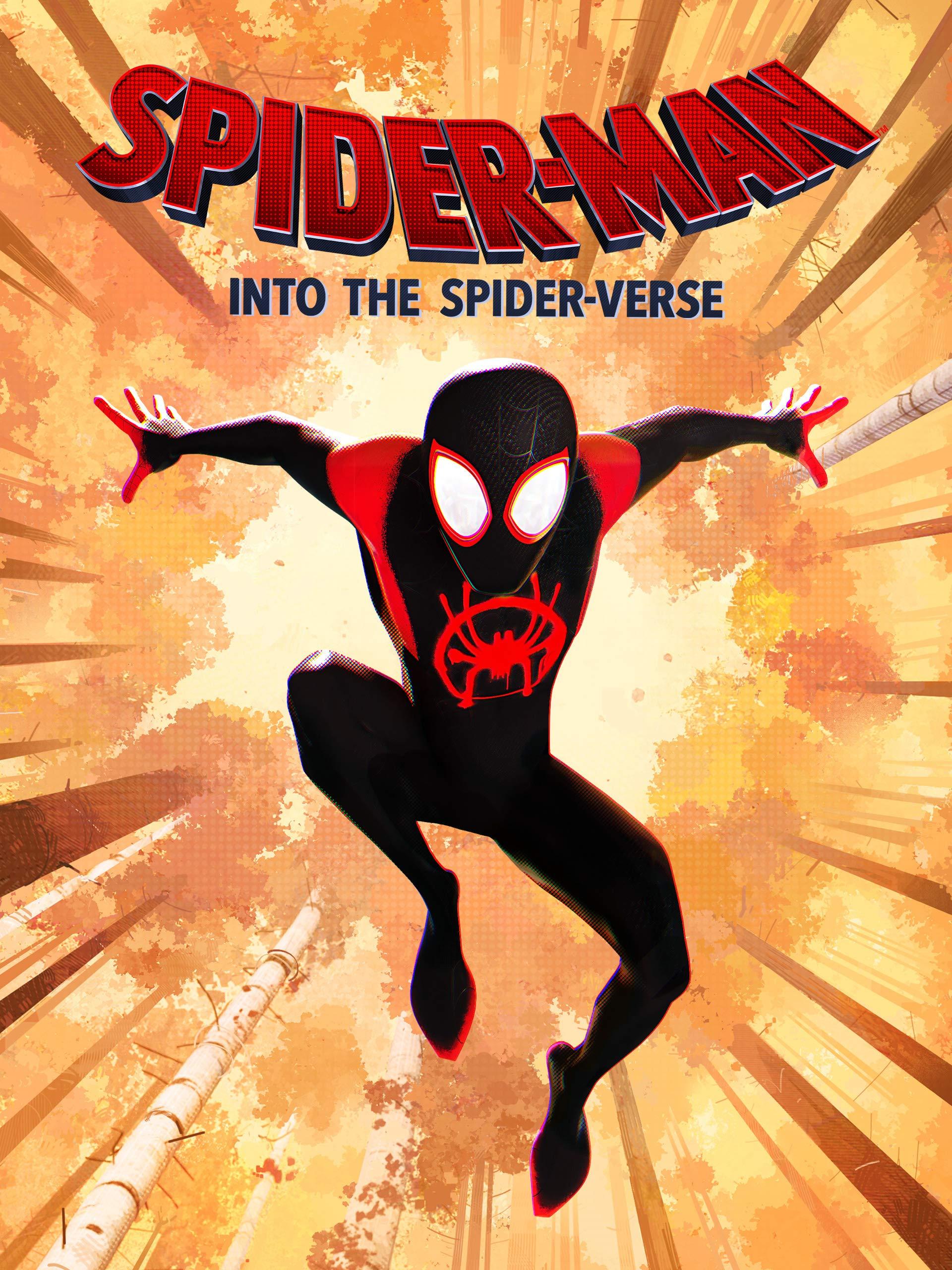 Amazon Com Watch Spider Man Into The Spider Verse 4k 4k Uhd
