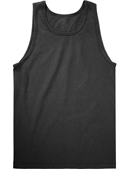 Hat and Beyond Mens Tank Top Muscle Fit Active Exercise Sleeveless Shirt  (Small bb6c0439e01