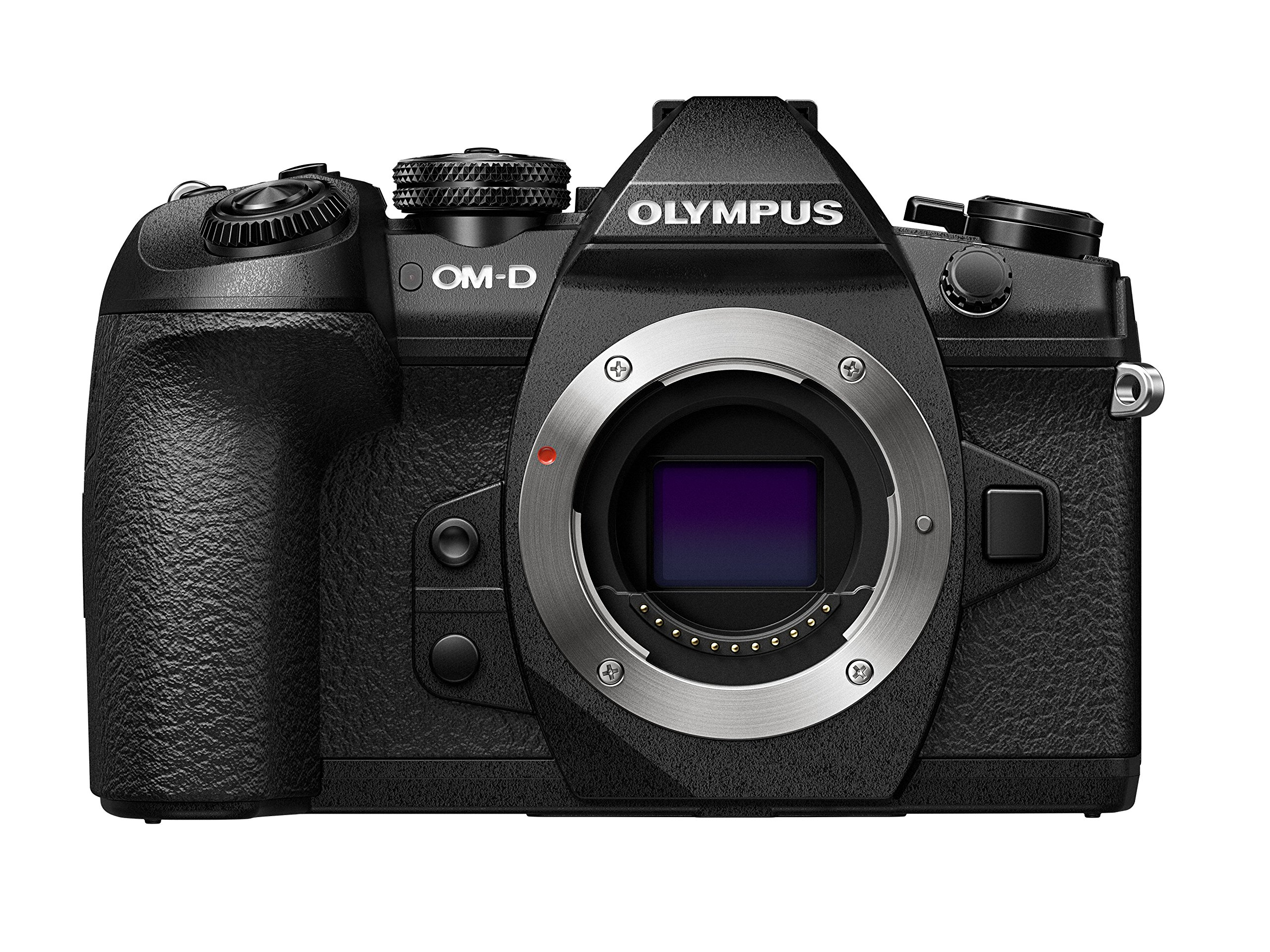 Olympus OM-D E-M1 Mark II 4K Mirrorless Camera Body, 20.4 Megapixels, 5-Axis IS, 60fps, 3-Inch Touch LCD, Black