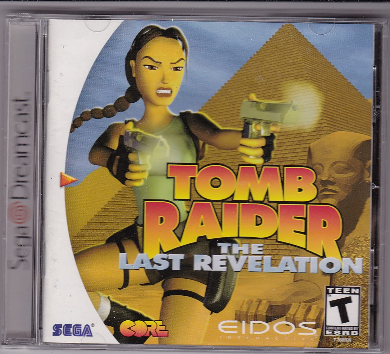 Amazon Com Tomb Raider The Last Revelation Sega Dreamcast