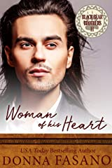 Woman of His Heart (The Black Bear Brothers, Book 2) Kindle Edition