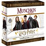 USAopoly Munchkin Harry Potter Deluxe Card Game, Pack of 1