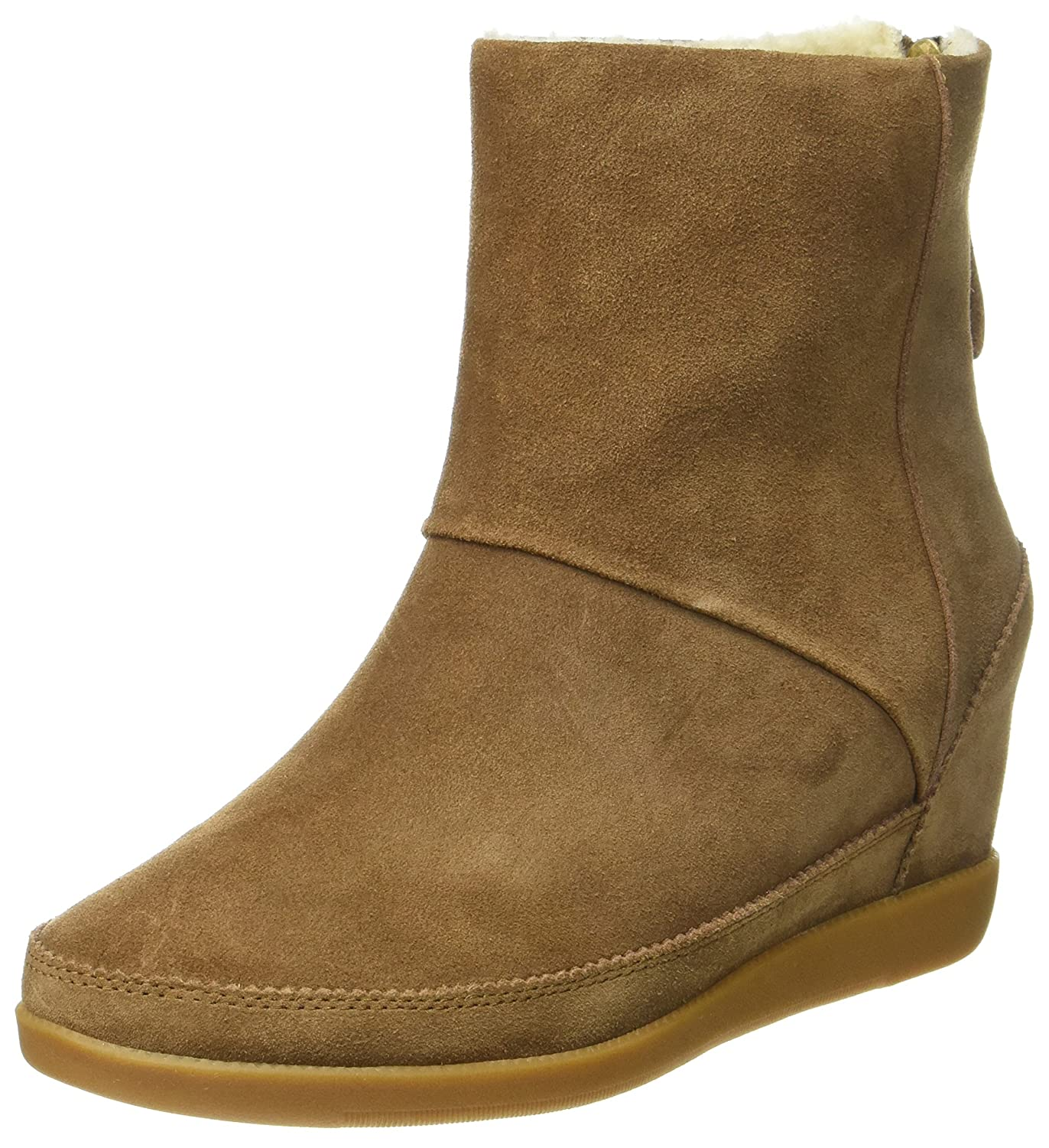 Shoe The Bear Emmy Fur, Botas para Mujer Marrón (130 Brown)