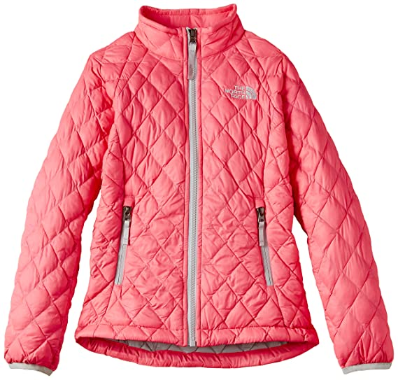 dabb9e25e Amazon.com: The North Face Girls' Thermoball Full Zip Jacket (Little Big  Kids): Sports & Outdoors