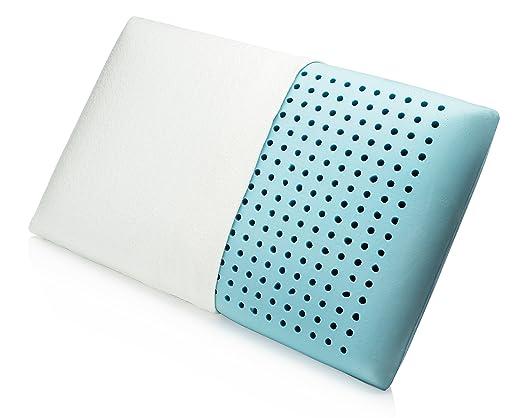19 opinioni per Cuscino Letto Memory Foam Infuso di Gel di MemorySoft con Fori di Ventilazione e