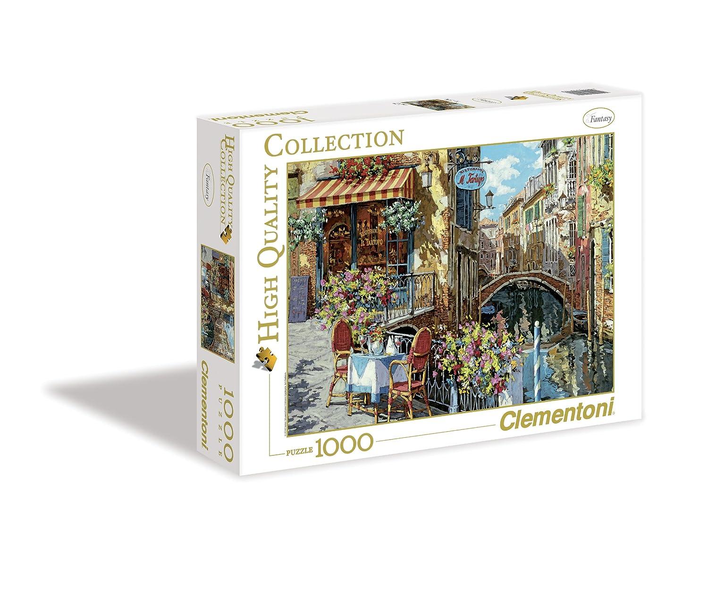 Clementoni - Puzzle de 1000 piezas,, diseño Ristorante Tartufo ...