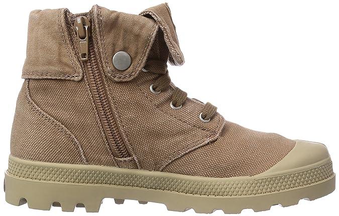 Palladium Baggy Zipper, Unisex Kids' Desert Boots: Amazon.co.uk: Shoes &  Bags