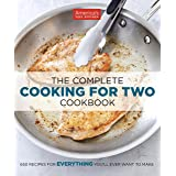 The Complete Cooking for Two Cookbook: 650 Recipes for Everything You'll Ever Want to Make (The Complete ATK Cookbook Series)