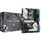 ASRock Intel 8th & 9th Generation CPU (Soket 1151) Z390 Chipset ATX Motherboard Z390 Steel Legend