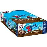CLIF KID ZBAR - Organic Energy Bar - Chocolate Brownie - Baked Whole Grain Energy Snack Bar (1.27 Ounce Snack Bar, 18 Count)