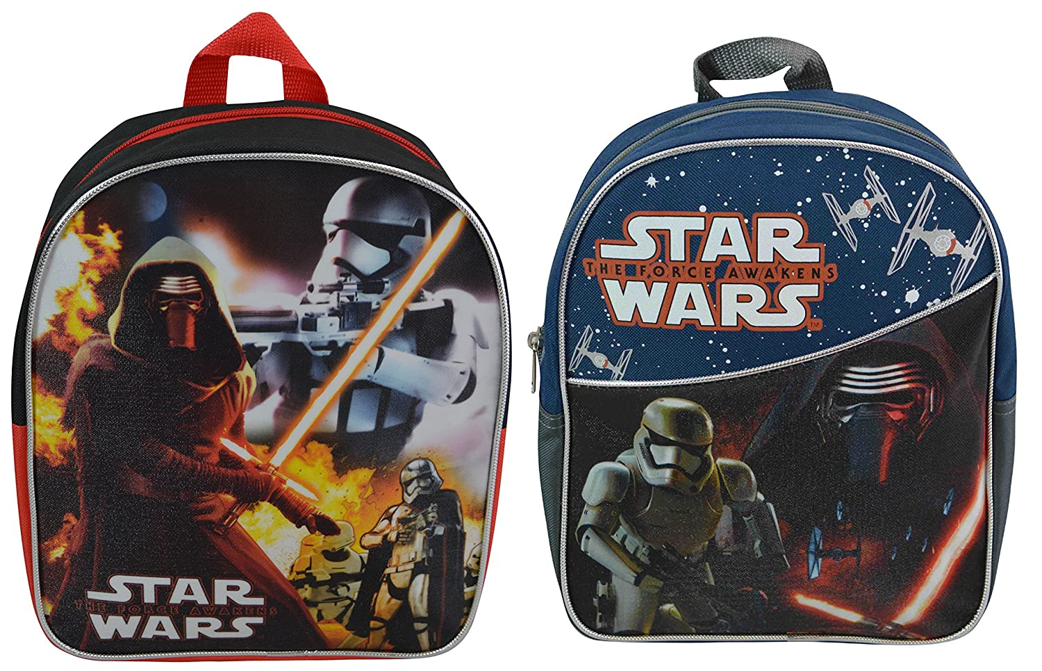 Backpack Red Star Wars: Episode 7 The Force Awakens 11