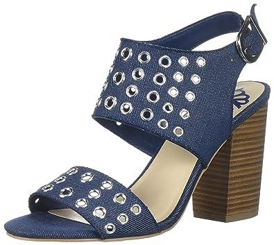 305f5f6fd2f3 Amazon.com  Fergalicious Women s Jolene Heeled Sandal  Shoes