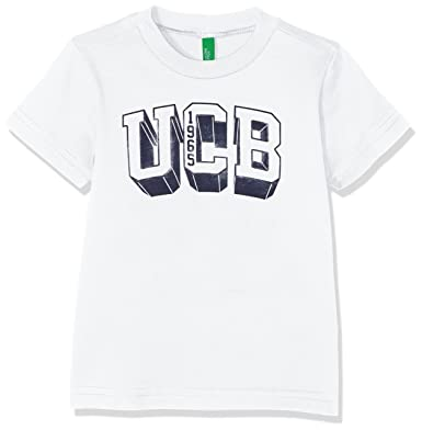 United Colors of Benetton Boys T-Shirt M//L Long Sleeve Top
