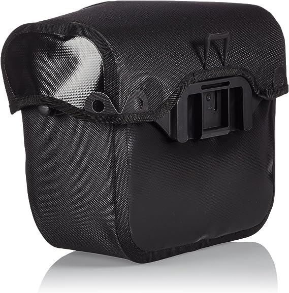 Ortlieb Ultimate 6 - Bolsa para Manillar de Bicicleta Negro Negro ...