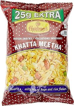 Haldirams Nagpur Khatta Meetha, 150g+25g