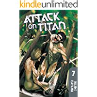 Attack on Titan Vol. 7 book cover