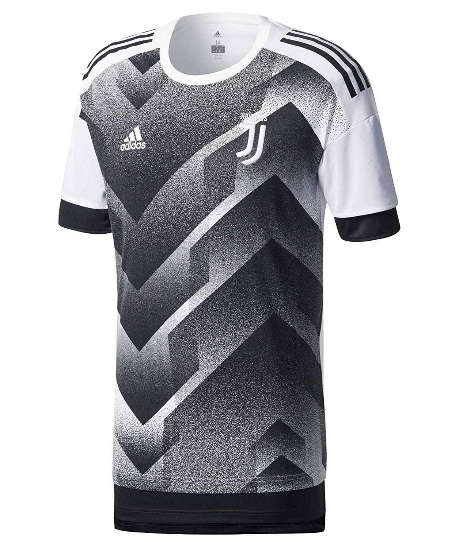 Amazon.com : adidas 2017-2018 Juventus Pre-Match Training ...