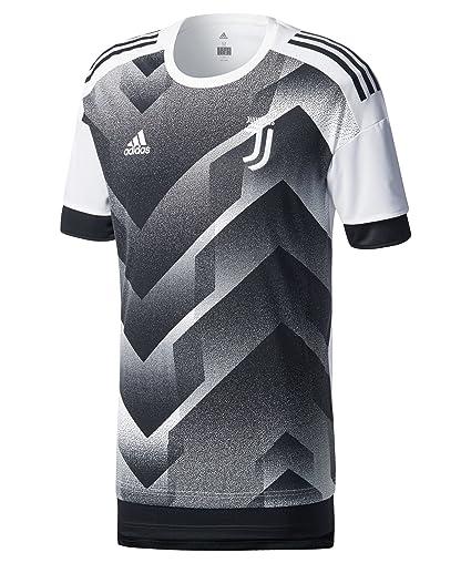 2a69461a641 Amazon.com : adidas 2017-2018 Juventus Pre-Match Training Football ...