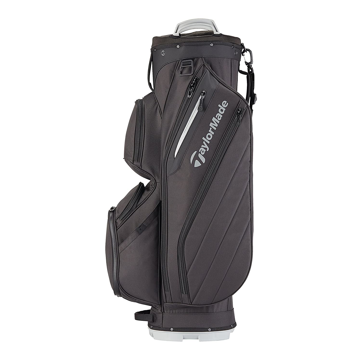 0a7474fe48a7 Amazon.com   TaylorMade Cart Lite 2018 Bag (Black) (Black)   Sports    Outdoors