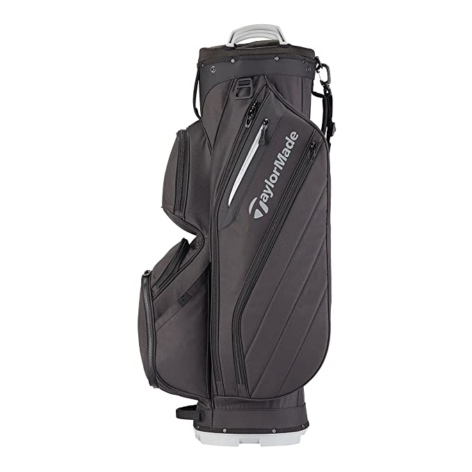 Amazon.com : TaylorMade Cart Lite 2018 Bag (Black) (Black) : Sports on