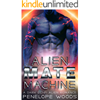 Alien Mate Machine: A Sci-Fi Romance