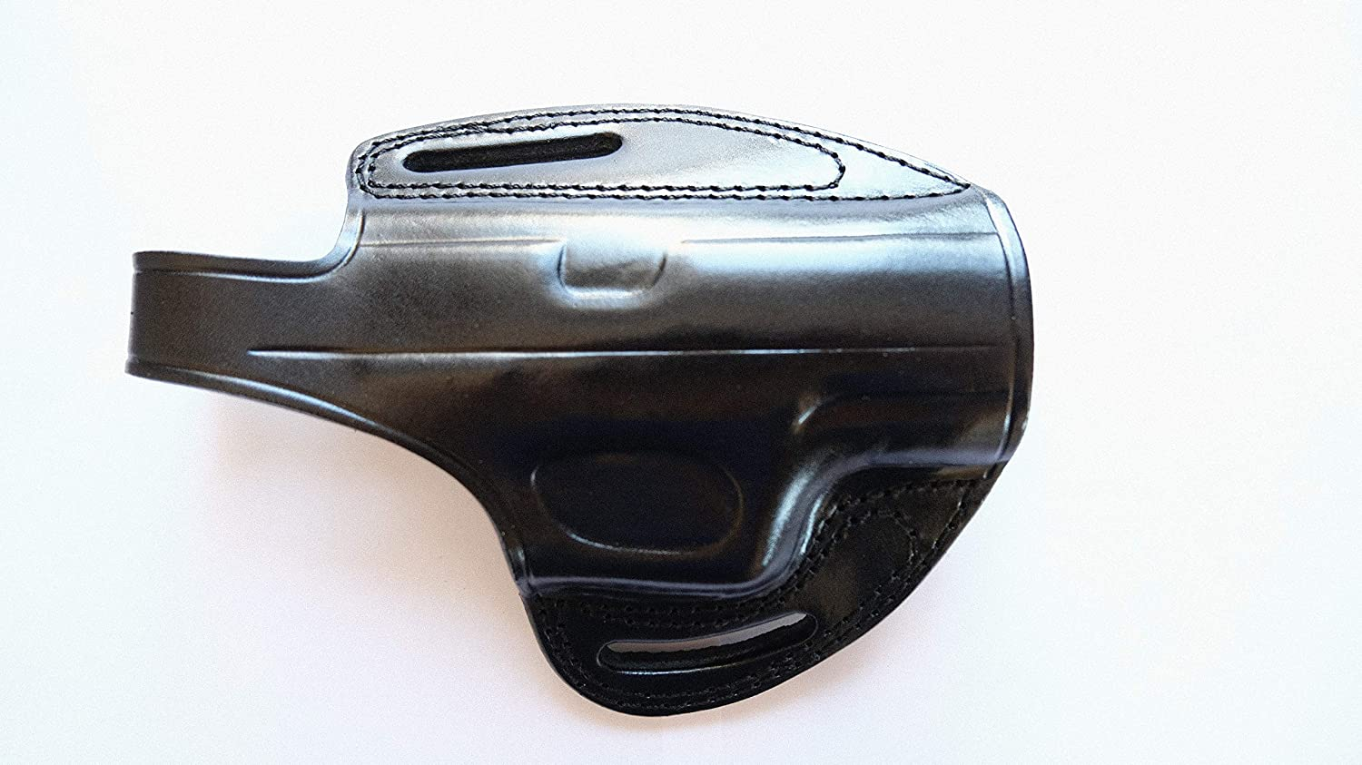Cal38 Handcrafted Leather Belt Holster for Walther PPQ