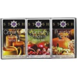 Stash Tea Autumn Teas Trio Gift Set