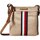 Tommy Hilfiger Womens Mira North/South Crossbody