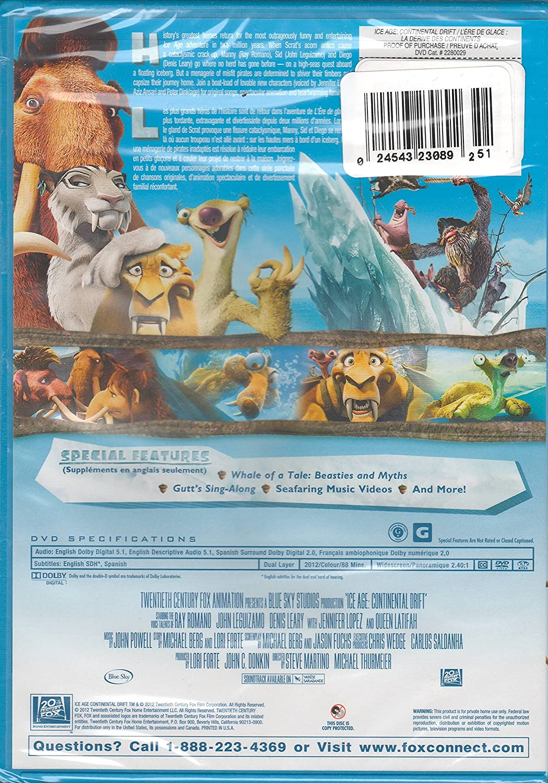 Ice Age Continental Drift Movie 6 Inch Mini Plush Gutt